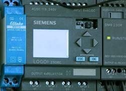 Умный дом на контроллере LOGO от SIEMENS
