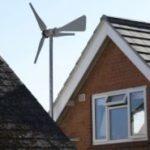 Ветряная электростанция дома