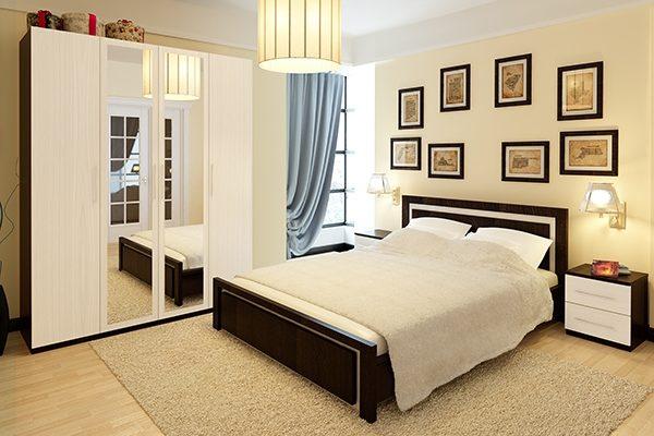 Выбираем кровать для спальной комнаты