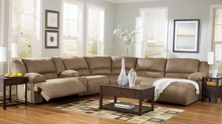 Выбор цвета мебели