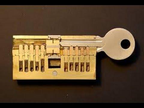 Замок без ключа