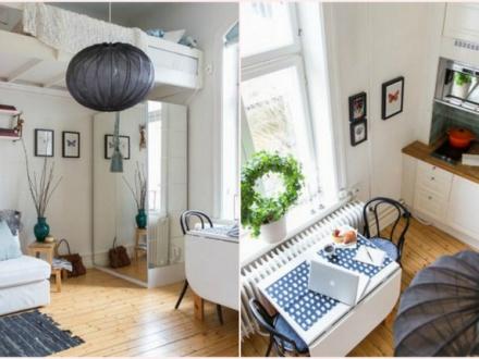 Большие секреты маленькой квартиры