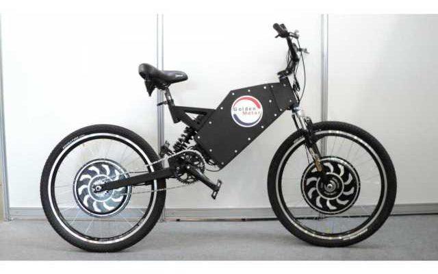 Электровелосипед и его особенности