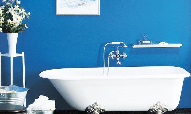 Как выбрать краску для ванной