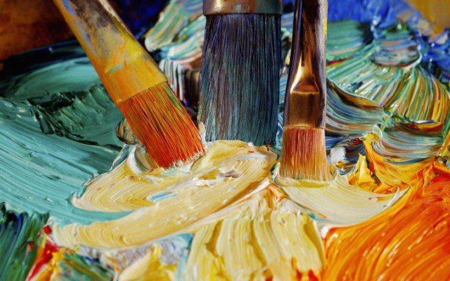 Краски для ремонта и малярные работы