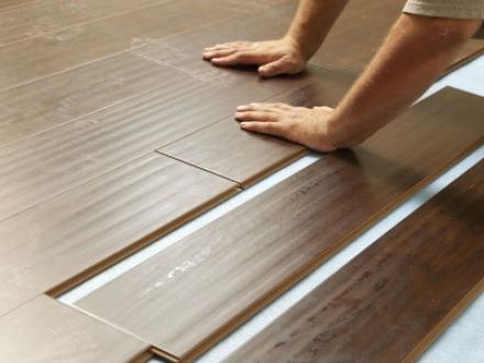 Ламинат на пол. Выбор покрытия для жилых помещений