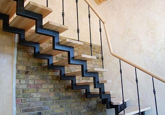 Металлические лестницы и их применение