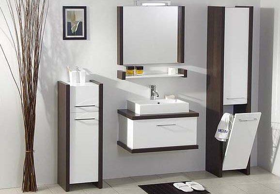 Основные особенности выбора мебели для ванной комнаты