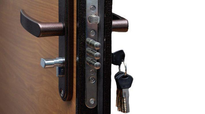 Основные особенности выбора замка для входной двери