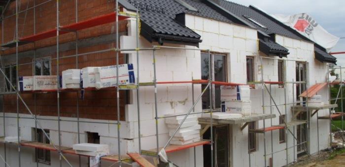 Отделка и утепление фасада