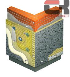 Преимущества мокрых фасадов