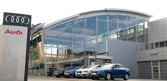 Преимущества строительства быстровозводимых автосалонов