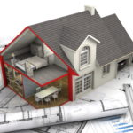 Проектирование строительства кирпичного дома
