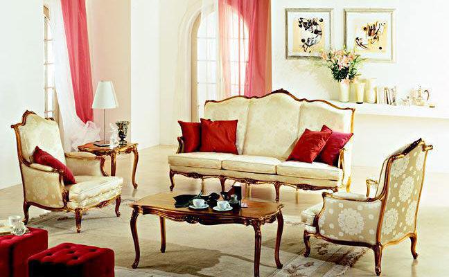 Стиль Модерн в интерьере и мебели