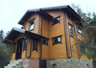Строим деревянный дом. Советы профессионала