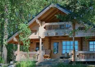 Всё, что нужно деревянному дому