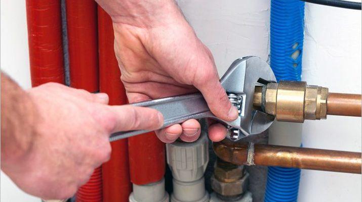 Выбор водопроводных труб для небольших зданий