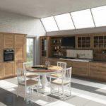 2 современных варианта интерьера кухни