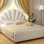Ремонт в спальной комнате – правильная установка кровати
