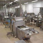 Установка промышленного оборудования