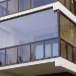 Услуги по остеклению балконов и лоджий