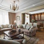 Особенности оформления жилого интерьера в английском стиле