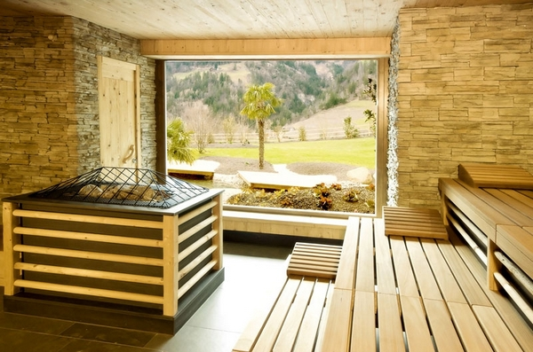 Скандинавская баня