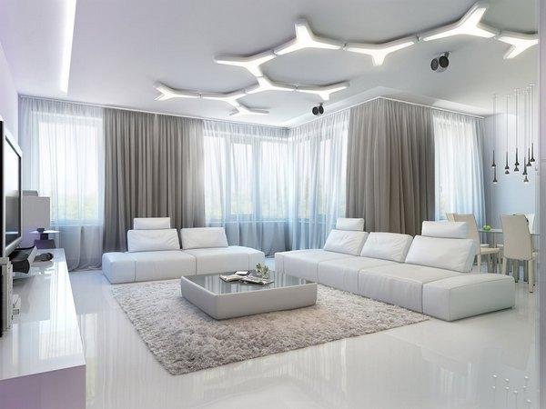 Дизайн гостиной1