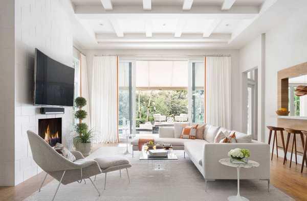 Дизайн гостиной2
