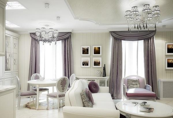 Дизайн гостиной5