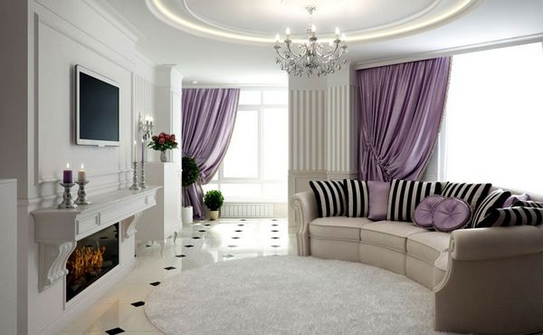 Дизайн гостиной7