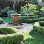 Сад в римском стиле