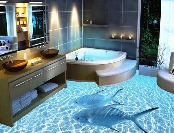 Ванна и туалет