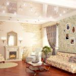 Французский стиль интерьера прованс: основные черты