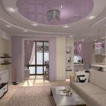 Как правильно разработать планировку и расстановку мебели в однокомнатной квартире