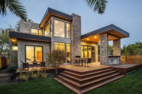 Красивый дом1