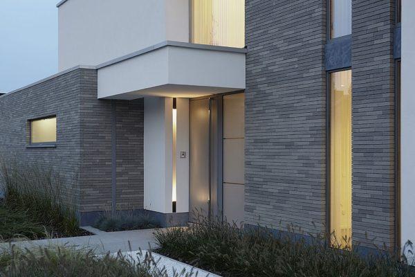 облицовки фасадов зданий клинкером