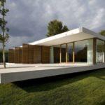 Дачный дом в стиле минимализм