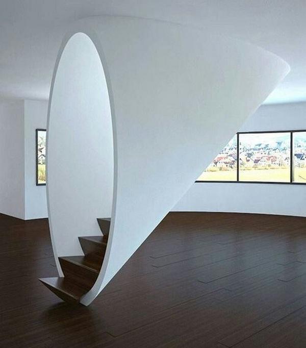 Дом в стиле минимализм5