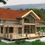 Качества деревянных домов и материалы для их строительства