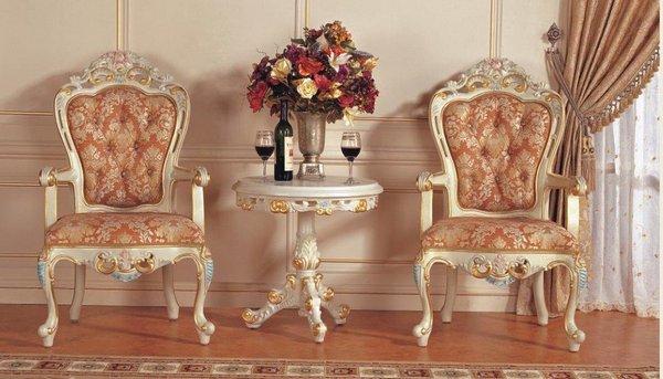 Итальянские кресла для гостиной