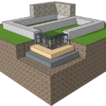 Основные фундаментные работы при строительстве