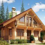 Как строить деревянный дом