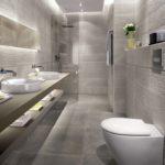 Дизайнерские решения ванной комнаты