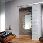 Заказ стеклянных дверей для оформления стильных интерьеров