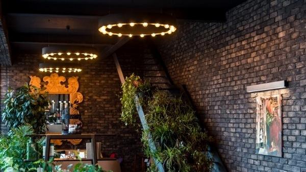 Проект освещения ресторана Воробьи – Исполнитель: МДМ ЛАЙТ