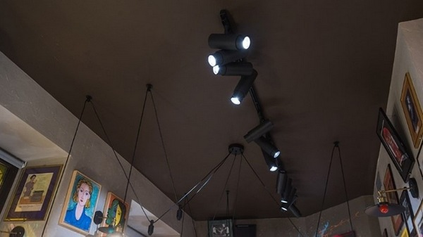 Проект освещения бара Matisse – Исполнитель: МДМ ЛАЙТ